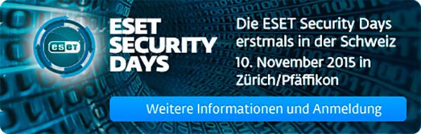Eset Security Days